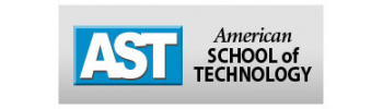 American School of Technology logo