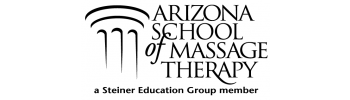 Arizona School of Massage Therapy logo