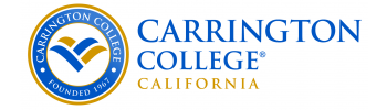Carrington College California logo