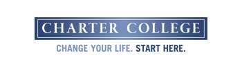Charter College logo