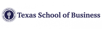 Texas School of Business  logo
